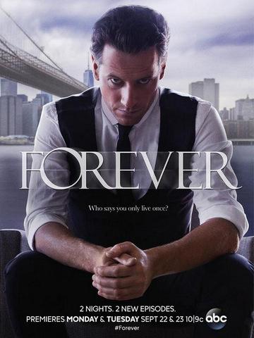 Forever-poster-season-1-2014-ABC