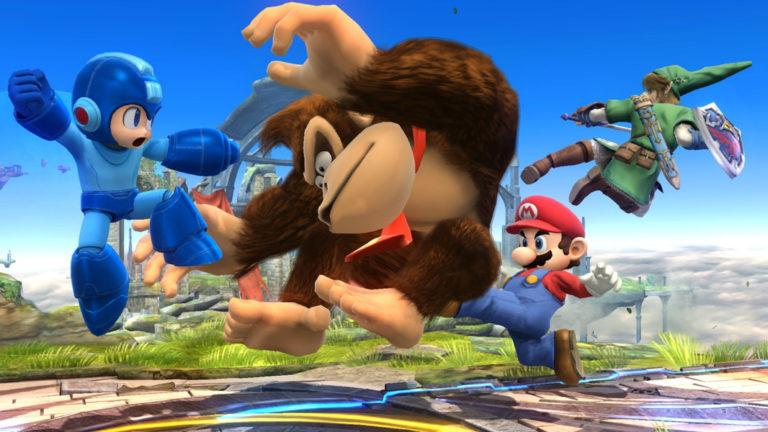 Nintendo Announces 'Super Smash Bros.' Wii U Release Date