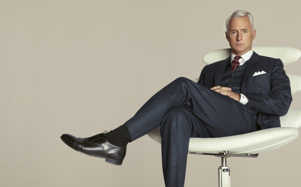 John Slattery is Roger Sterling in MAD MEN - Season 5 | ©2012 A