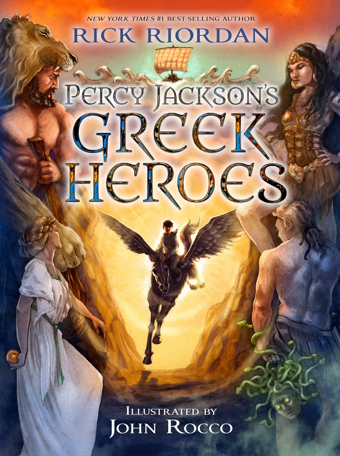 Percy Jackson's Greek Heroes Out Next Year, Details On New Norse Series