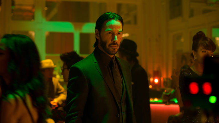Review: 'John Wick' shoots first, doesn't care for questions