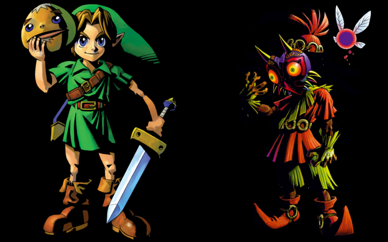 Dawn of the First Day: Nintendo Releases a Trailer for 'Majora's Mask 3DS'