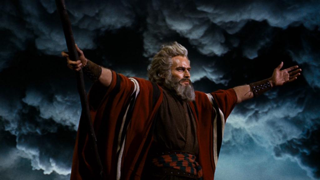 Charlton Heston-Moses