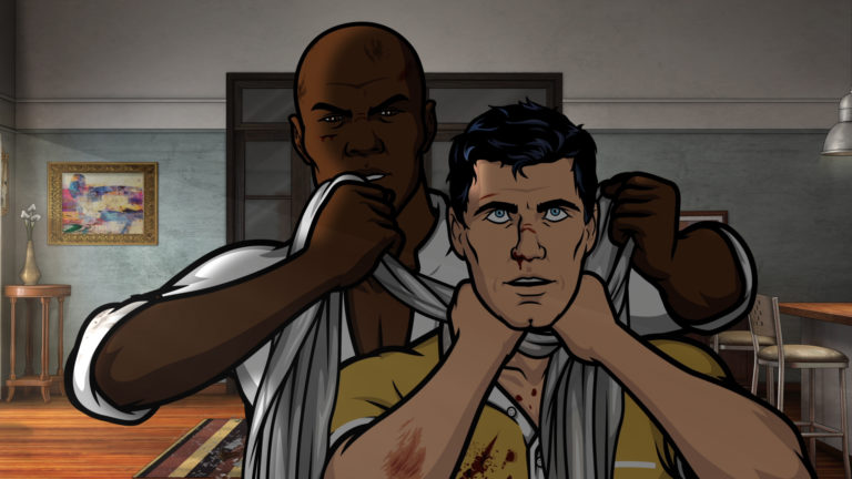 'Archer' Review: Three to Tango