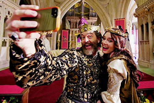 galavant selfie 1