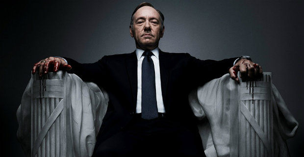 Stakes Are Raised in New 'House of Cards' Season 3 Trailer