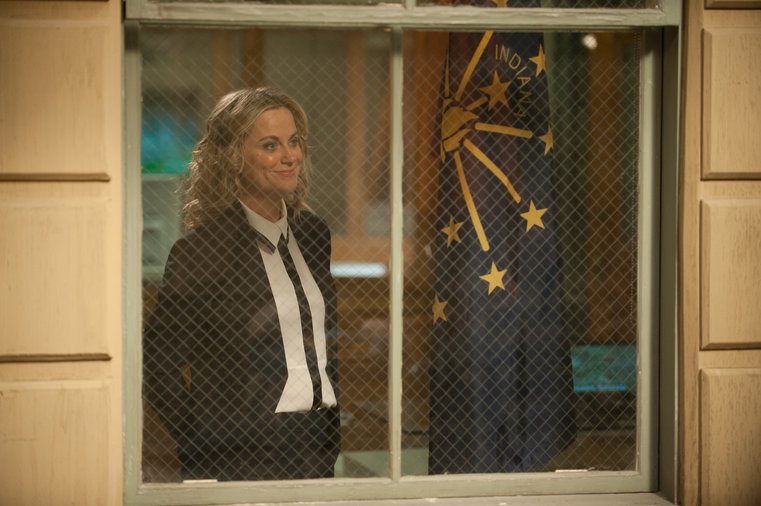 """'Parks and Recreation' Review: """"One Last Ride"""""""