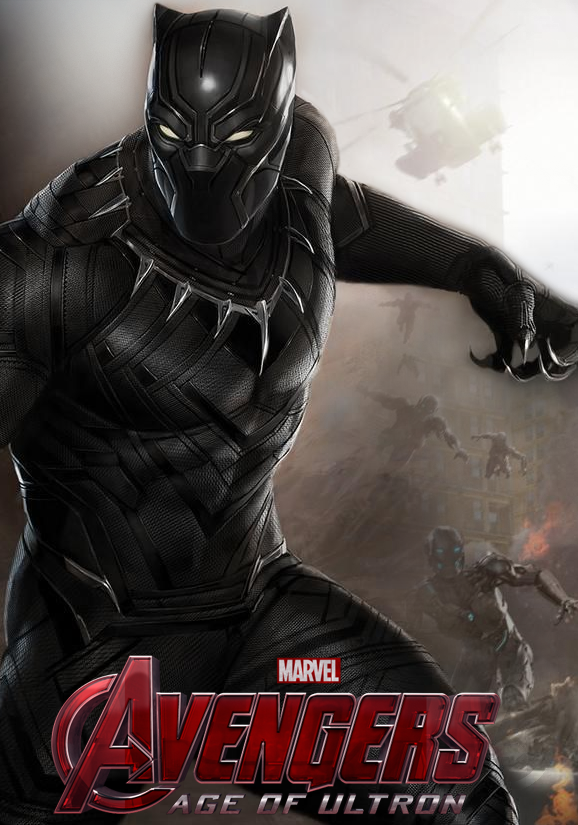marve character poster black panther