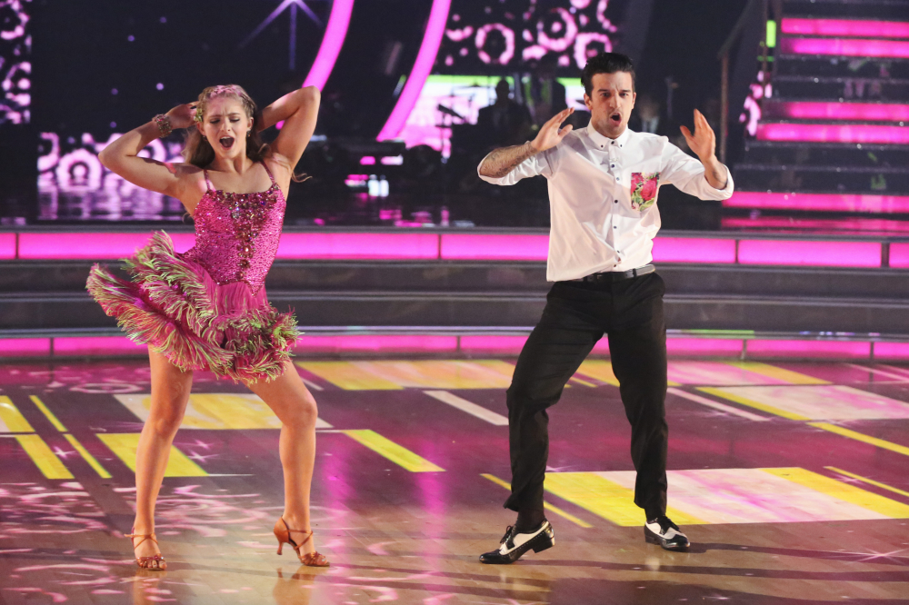 Dancing With The Stars, Willow and Mark