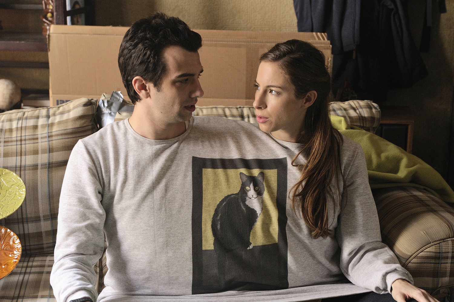 Man seeking women tv show