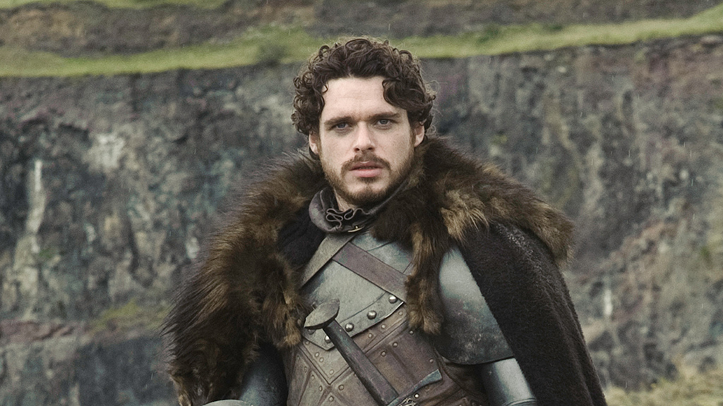 5 times robb stark was hotter than jon snow the workprint. Black Bedroom Furniture Sets. Home Design Ideas