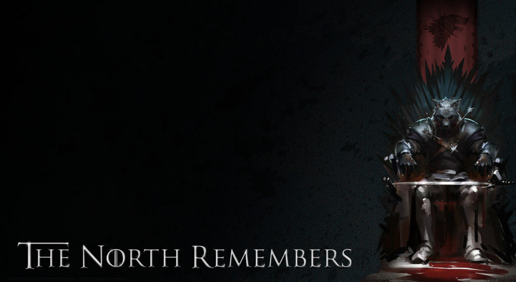 The North Remembers Robb Stark