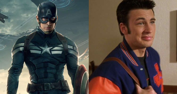 chris evans captain america not another teen movie
