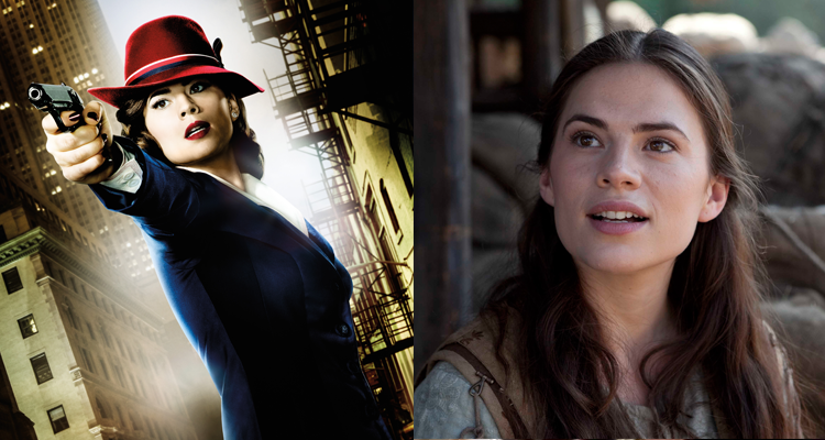 hayley atwell agent carter pillars of the earth