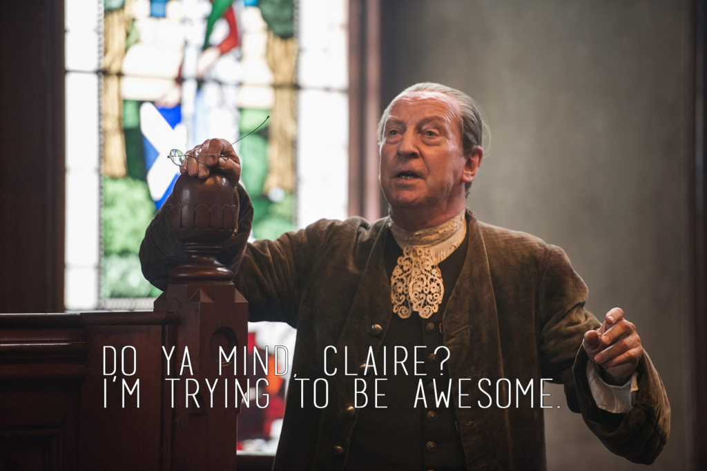 outlander ned gowan
