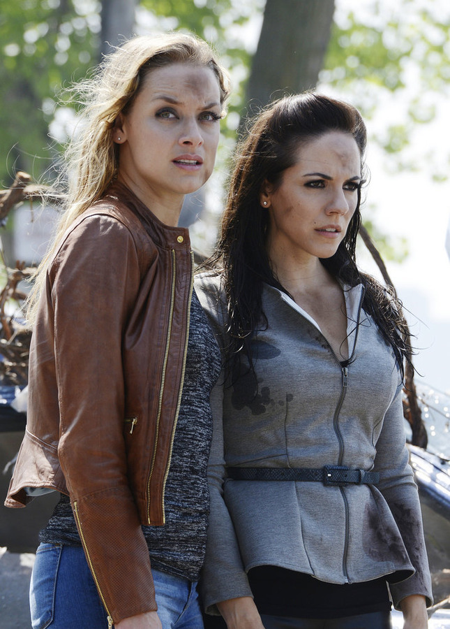 Lost Girl Recap: Here Comes The NightLost Girl Dyson S Partner