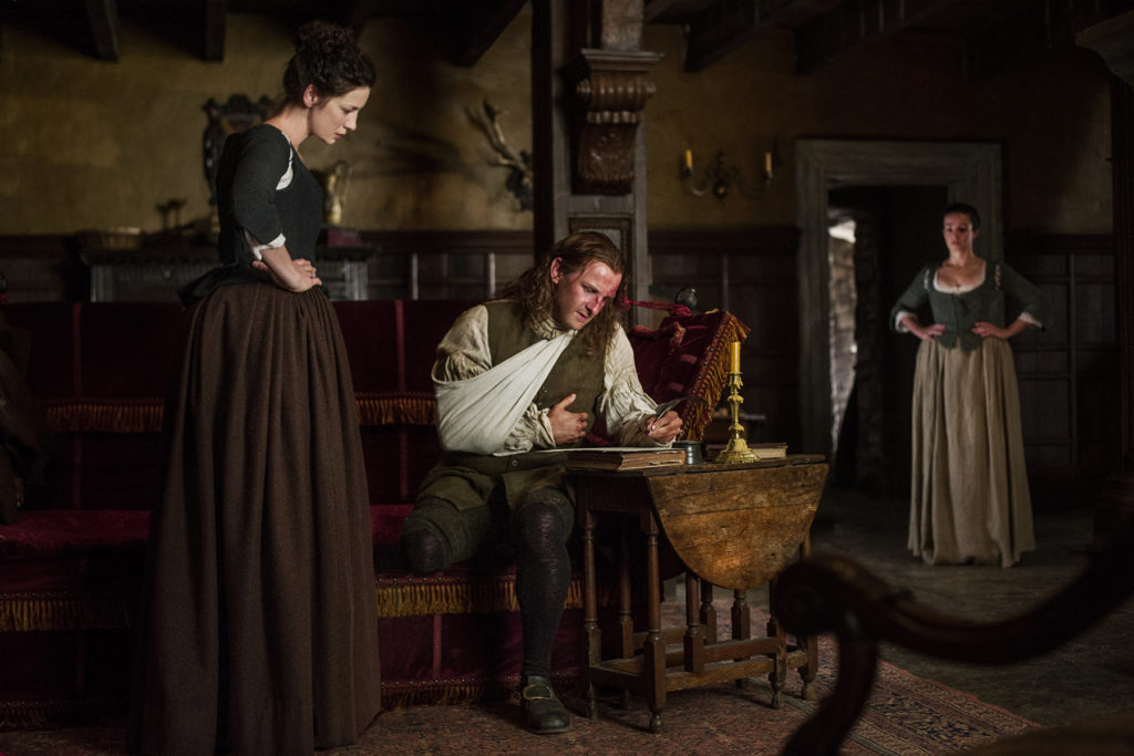 Outlander episode 14 the search claire jenny ian