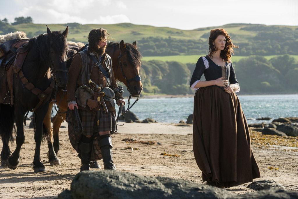 Outlander episode 14 the search claire murtaugh
