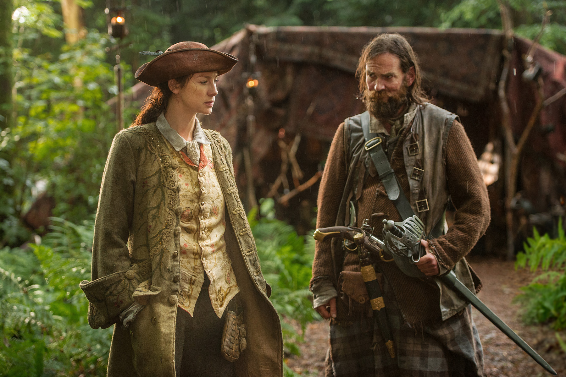 Outlander episode 14 the search claire murtaugh