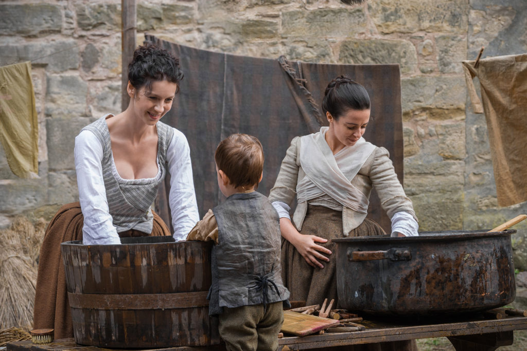 outlander episode 13 the watch claire jenny
