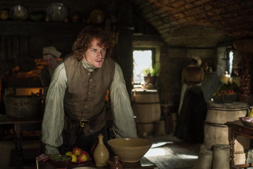 outlander episode 13 the watch jamie fraser