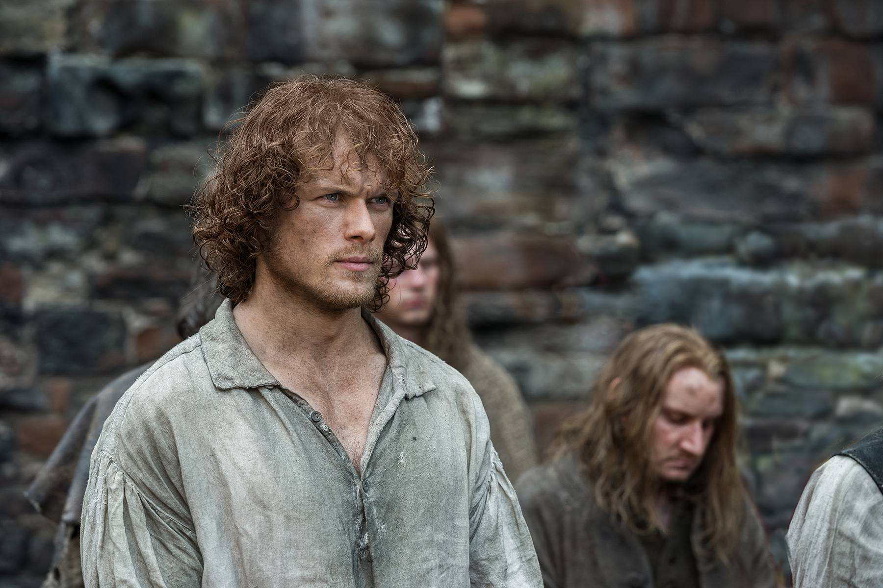 Outlander episode 15 wentworth prison jamie fraser