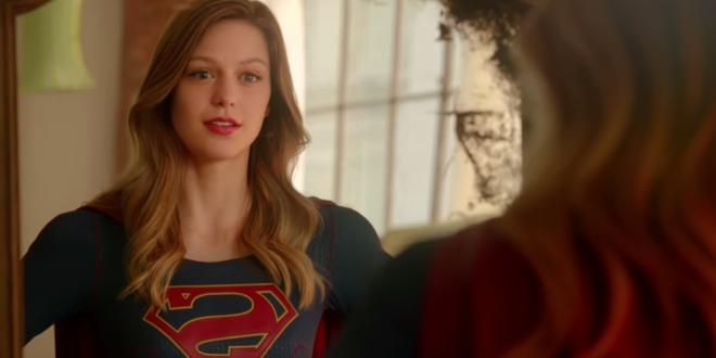 supergirl cover CBS