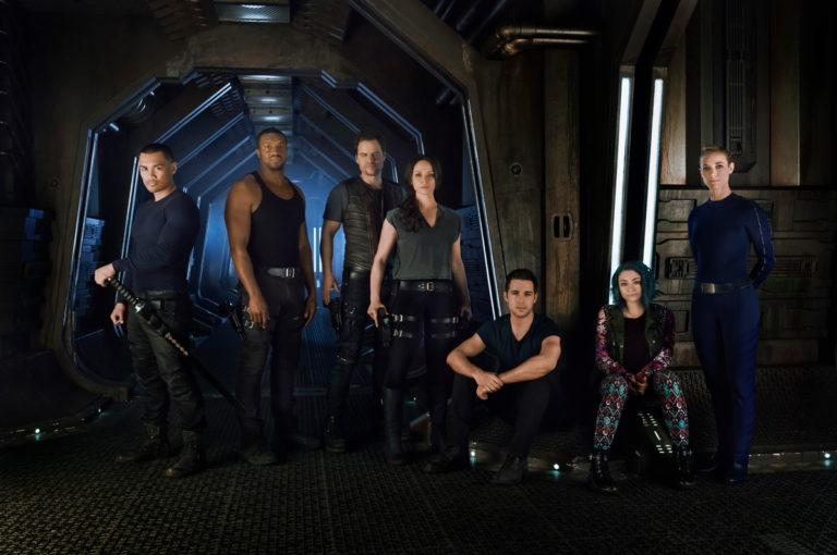 Syfy Renews 'Dark Matter' and 'Killjoys'