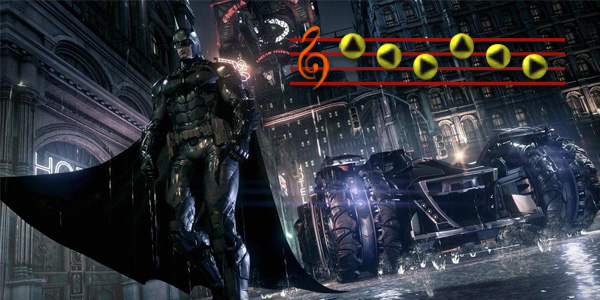 Batman Arkham Knight Bat-Pona