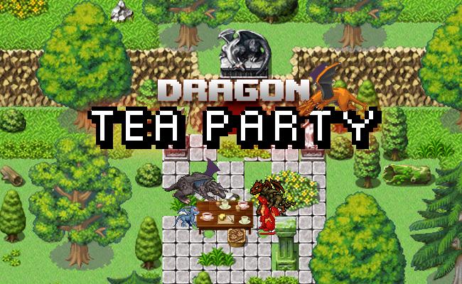 dragon tea party bethesda fallout