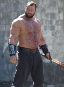 gregor clegane the mountain game of thrones