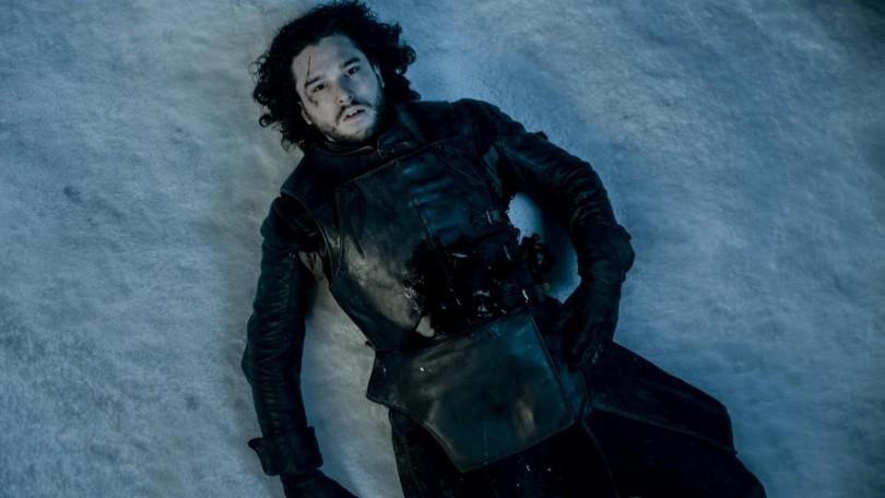 jon snow dead game of thrones