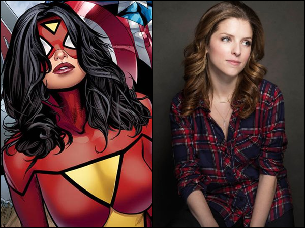 spider-woman jessica drew anna kendrick  sc 1 st  The Workprint & spider-woman jessica drew anna kendrick u2013 The Workprint