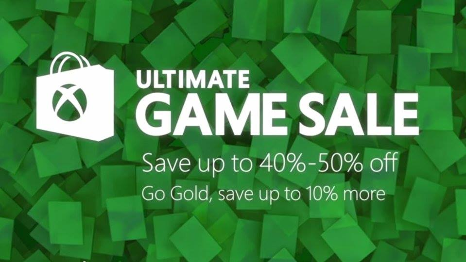Xbox Ultimate Games Sale