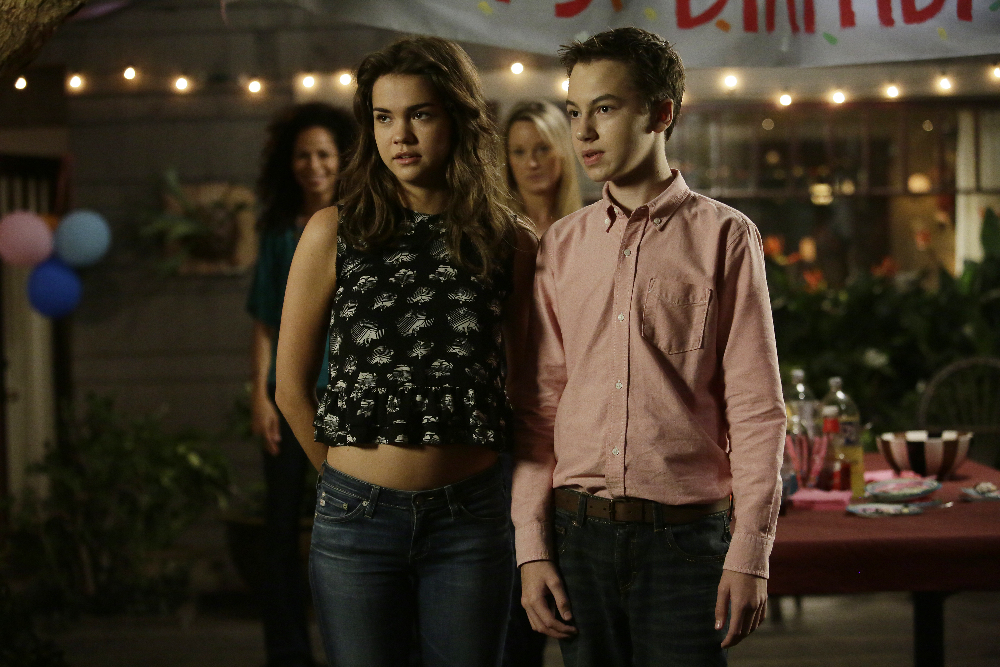 THE FOSTERS -