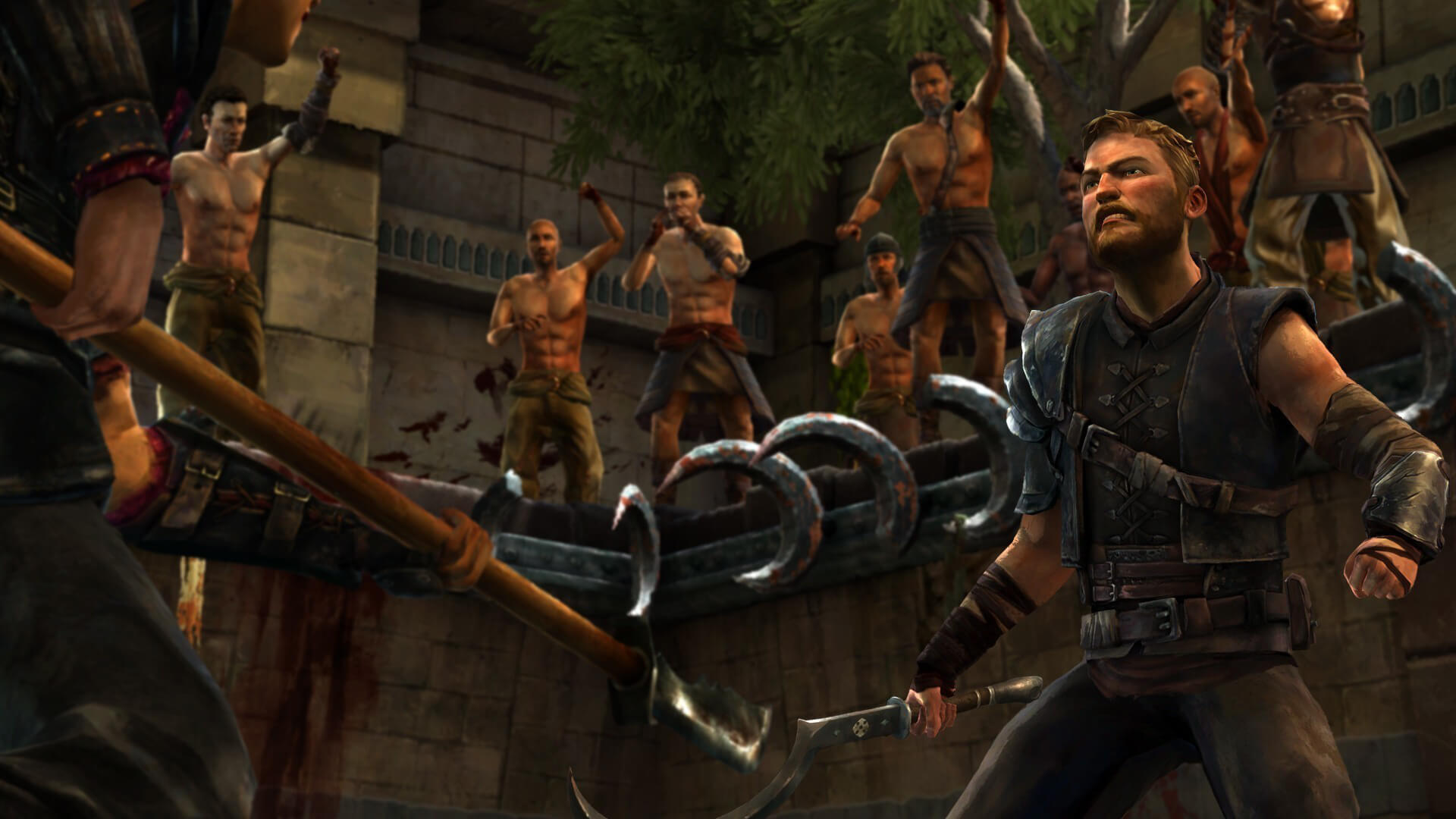 Game-of-Thrones-Telltale-Pit-Fight-1