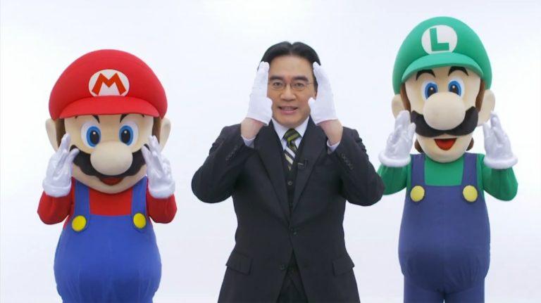 Remembering Satoru Iwata
