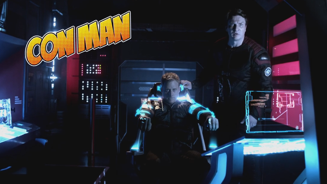 con man cover alan tudyk nathan fillion