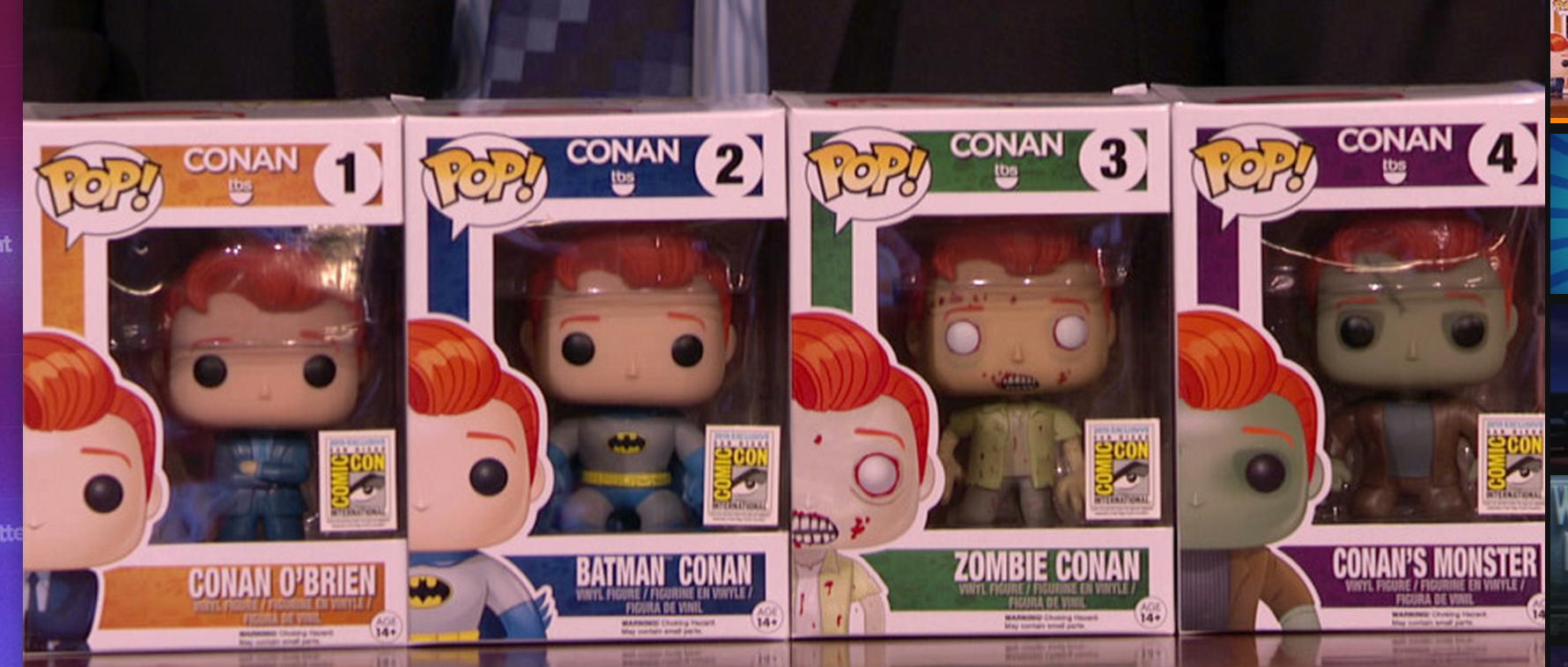 Conan SDCC