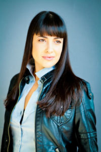 Nicola Correia Damude as Maryse Lightwood