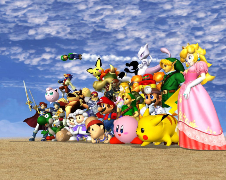 Major Update Coming to 'Super Smash Bros.' for WiiU / 3DS July 31