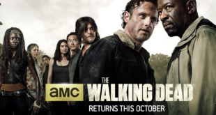 the walking dead season 6 announcement