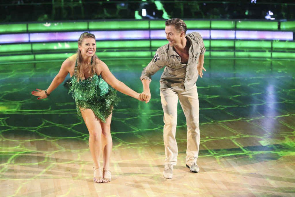 "DANCING WITH THE STARS - ""Episode 2101"" (ABC/Adam Taylor)"