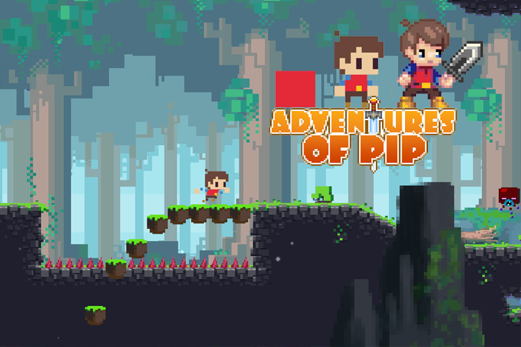 adventures of pip indie game