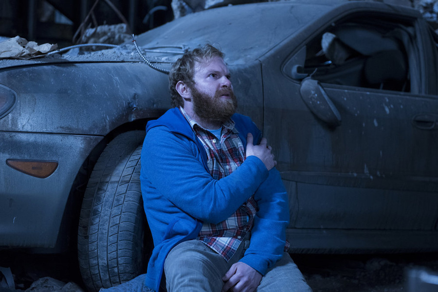 "HEROES REBORN -- ""Brave New World / Odessa"" Episode 101/102 -- Pictured: Henry Zebrowski as Quentin Frady -- (Photo by: Christos Kalohoridis/NBC)"