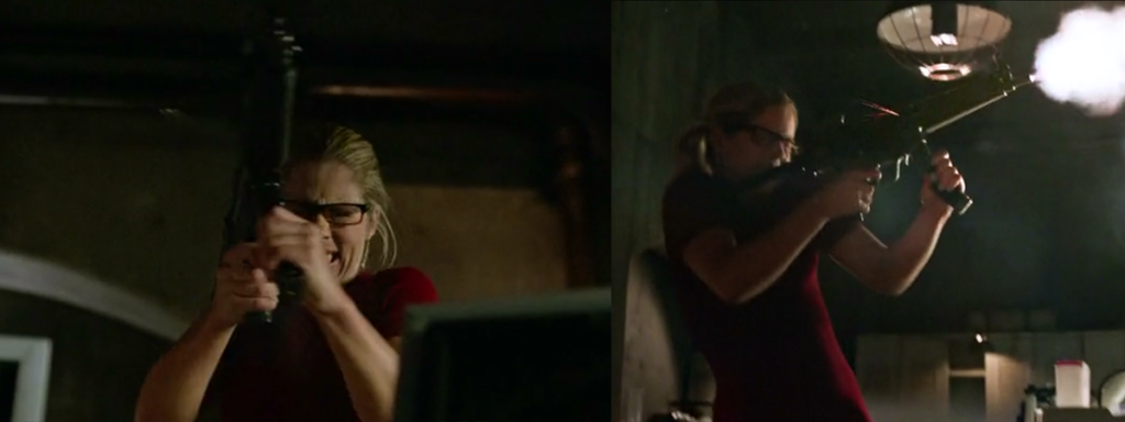 arrow felicity what are you doing