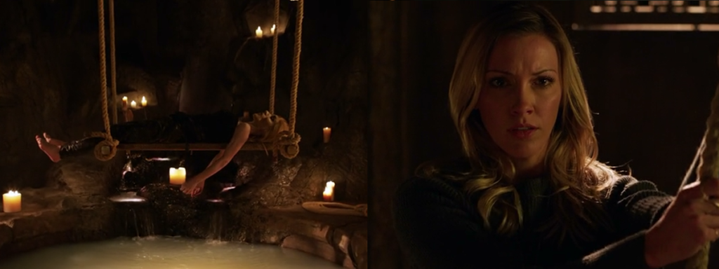 arrow laurel sara what are you doing