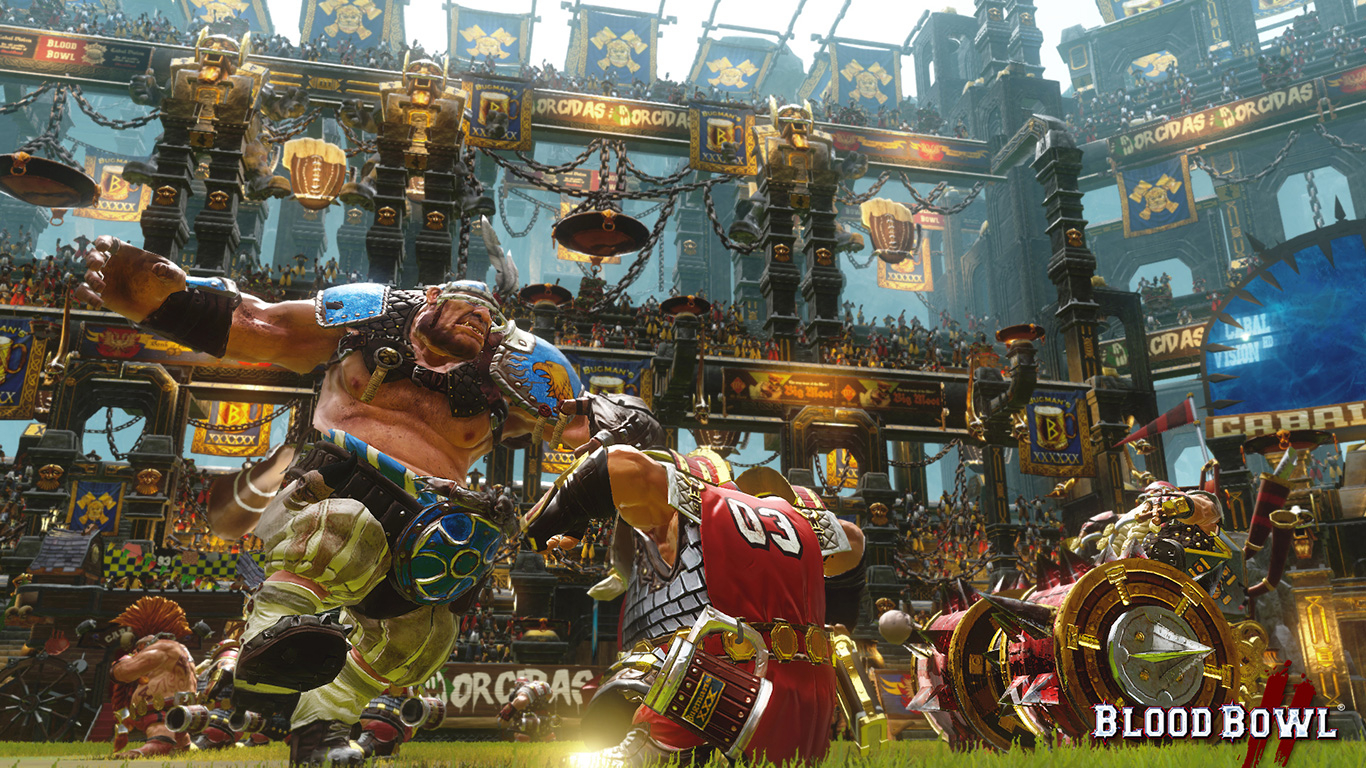 blood bowl 2 - 2