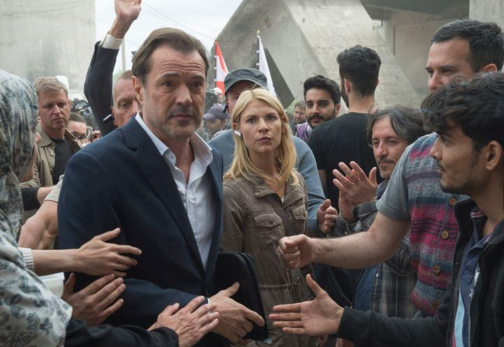 'Homeland' Review: Now With Explosions, Murder, and Intrigue!