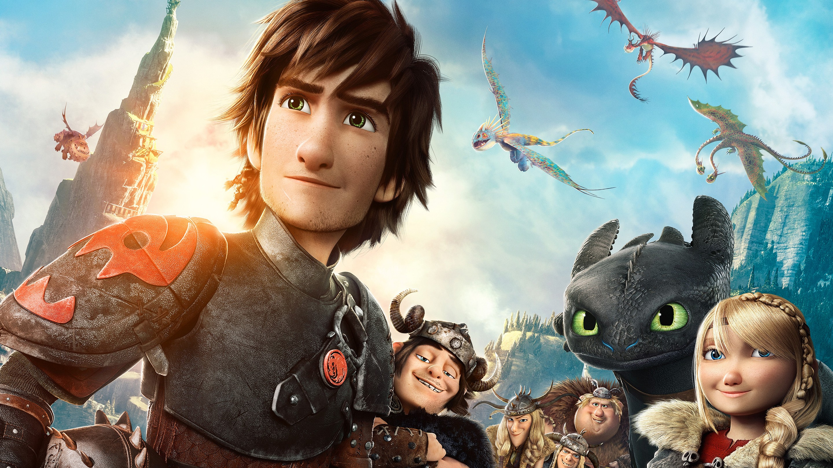 How to train your dragon the serpents heir co writers on expanding how to train your dragon what will the graphic novel ccuart Images